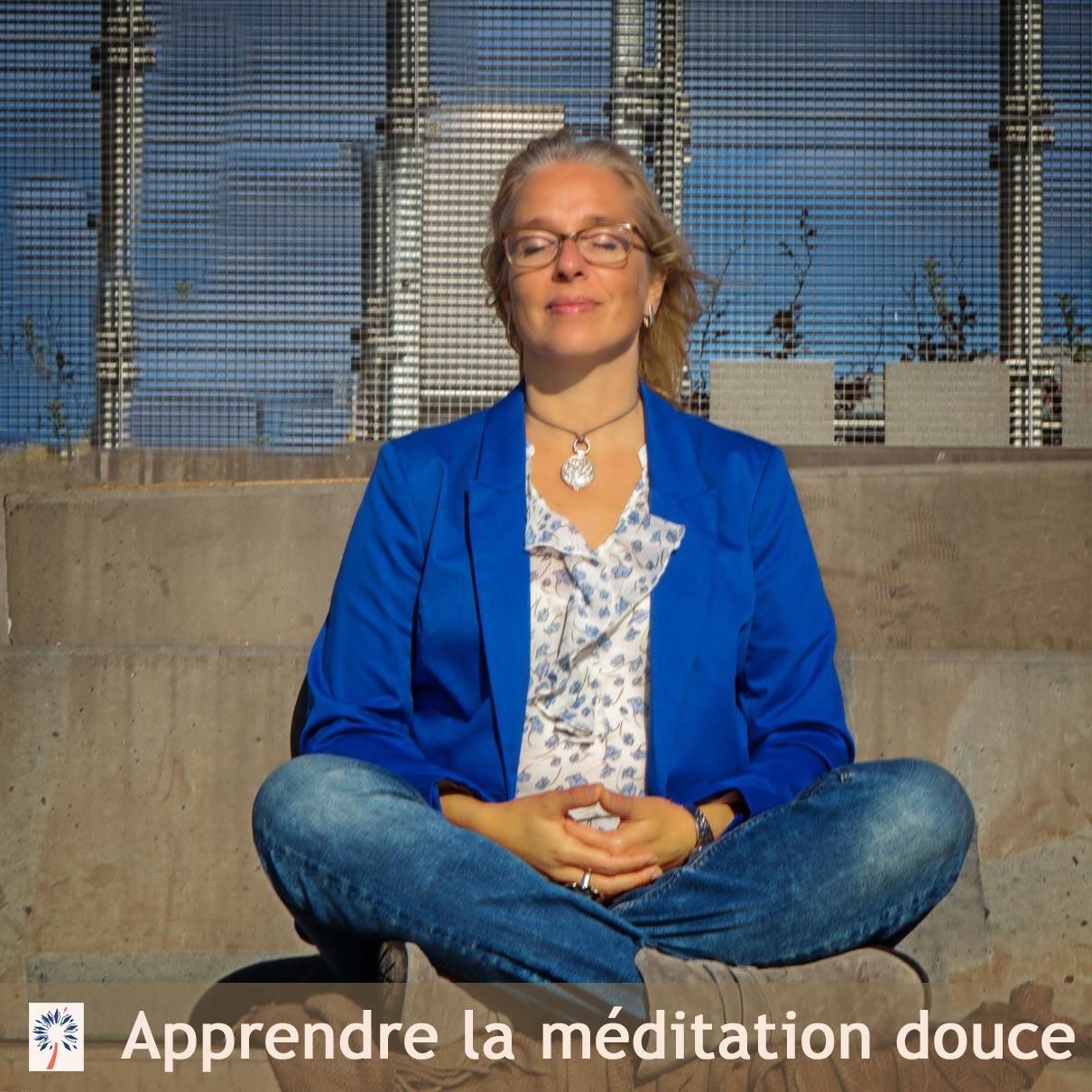 Apprendre la méditation douce à Belfort