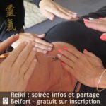 Formation Reiki Franche Comté