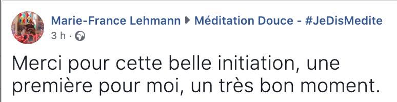activite meditation