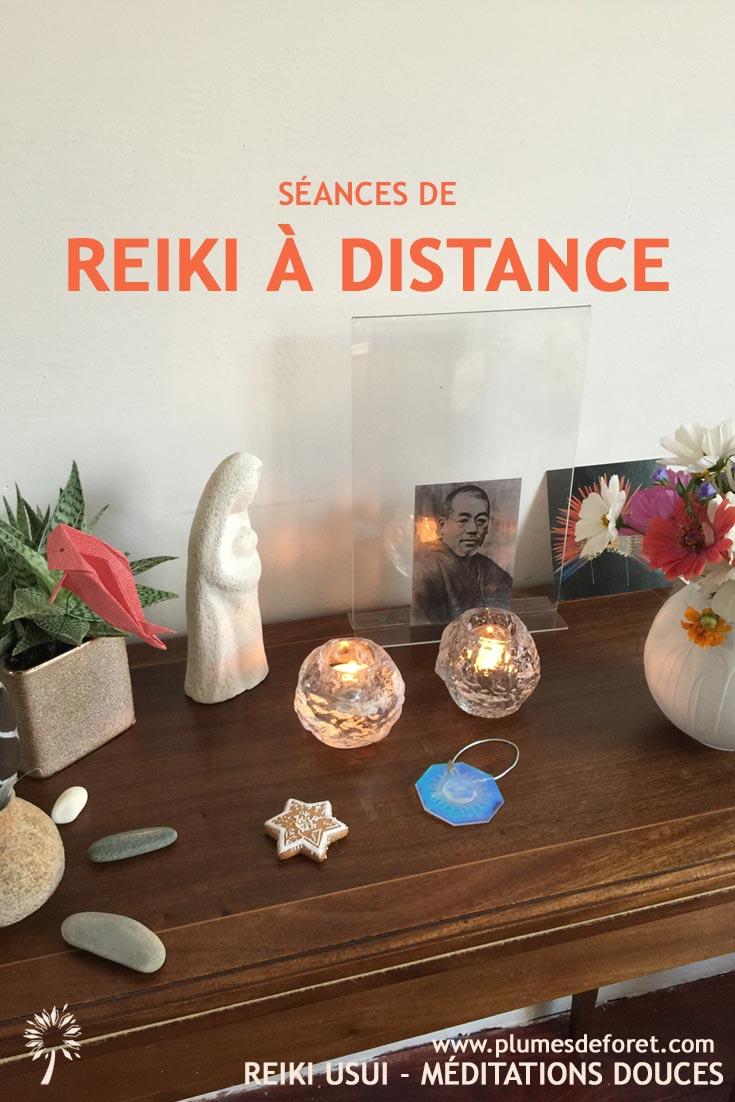 Reiki Usui distance