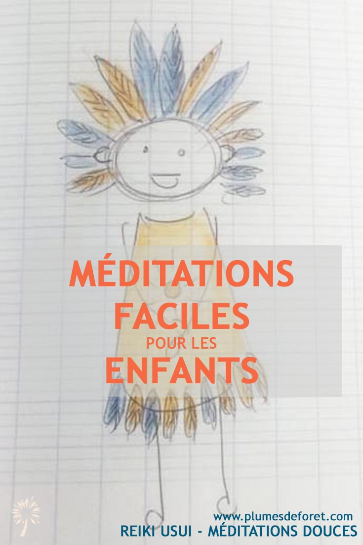 meditation enfant facile