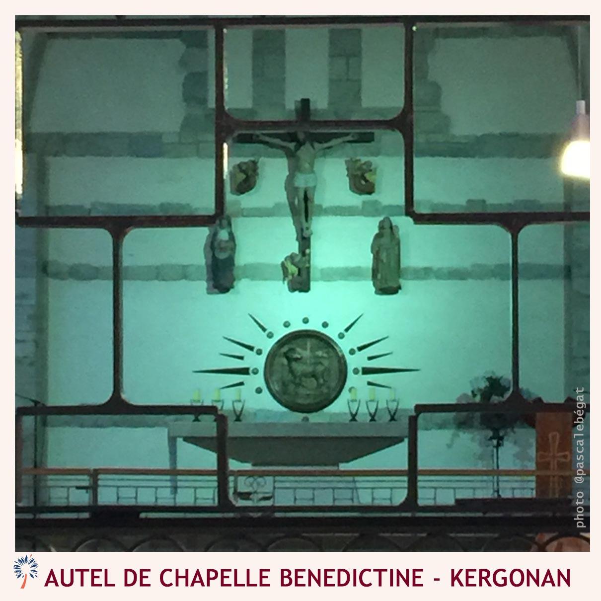Autel chapelle benedictine