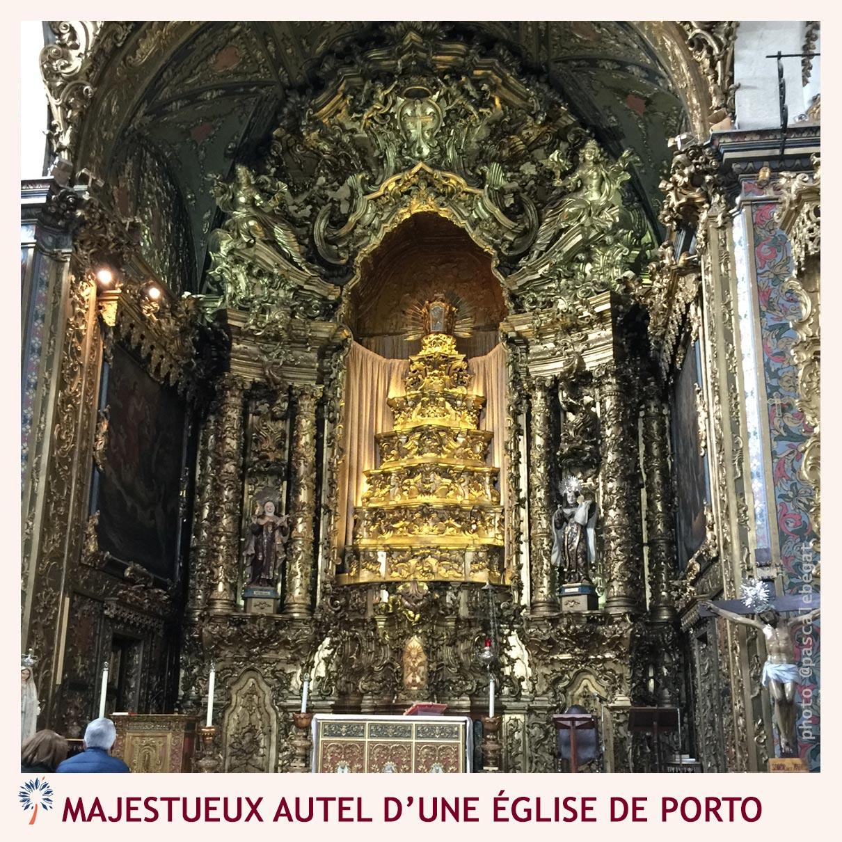 autel eglise Porto