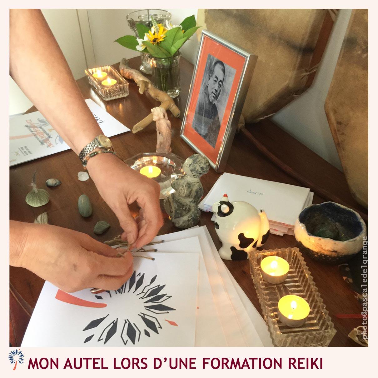 autel formation Reiki