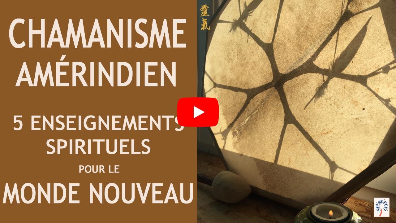 chamanisme amerindien video