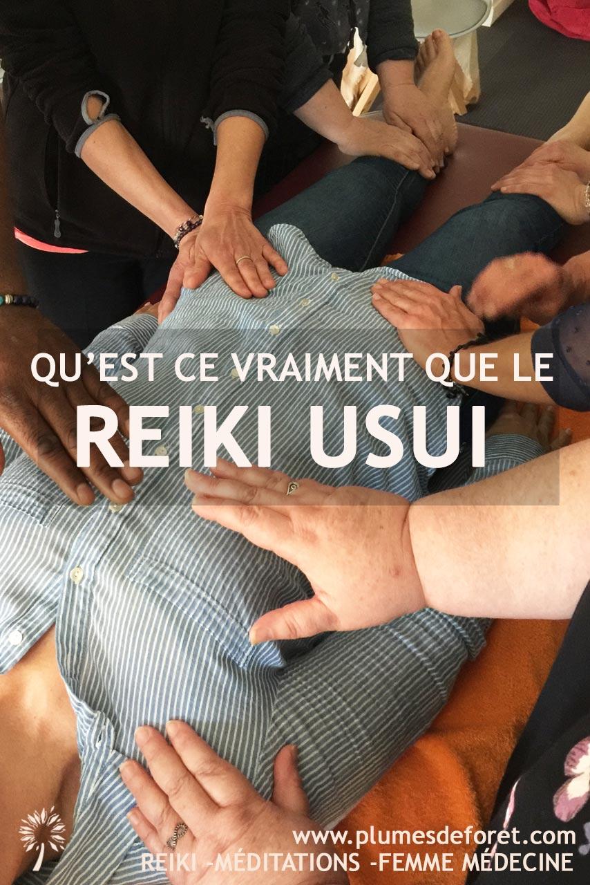 Reiki c quoi