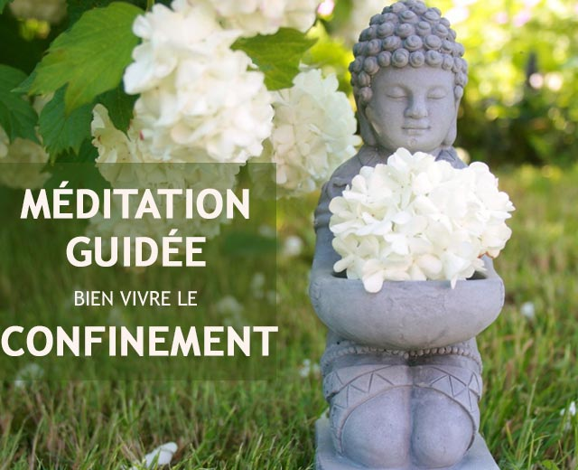 meditation guidee confinement