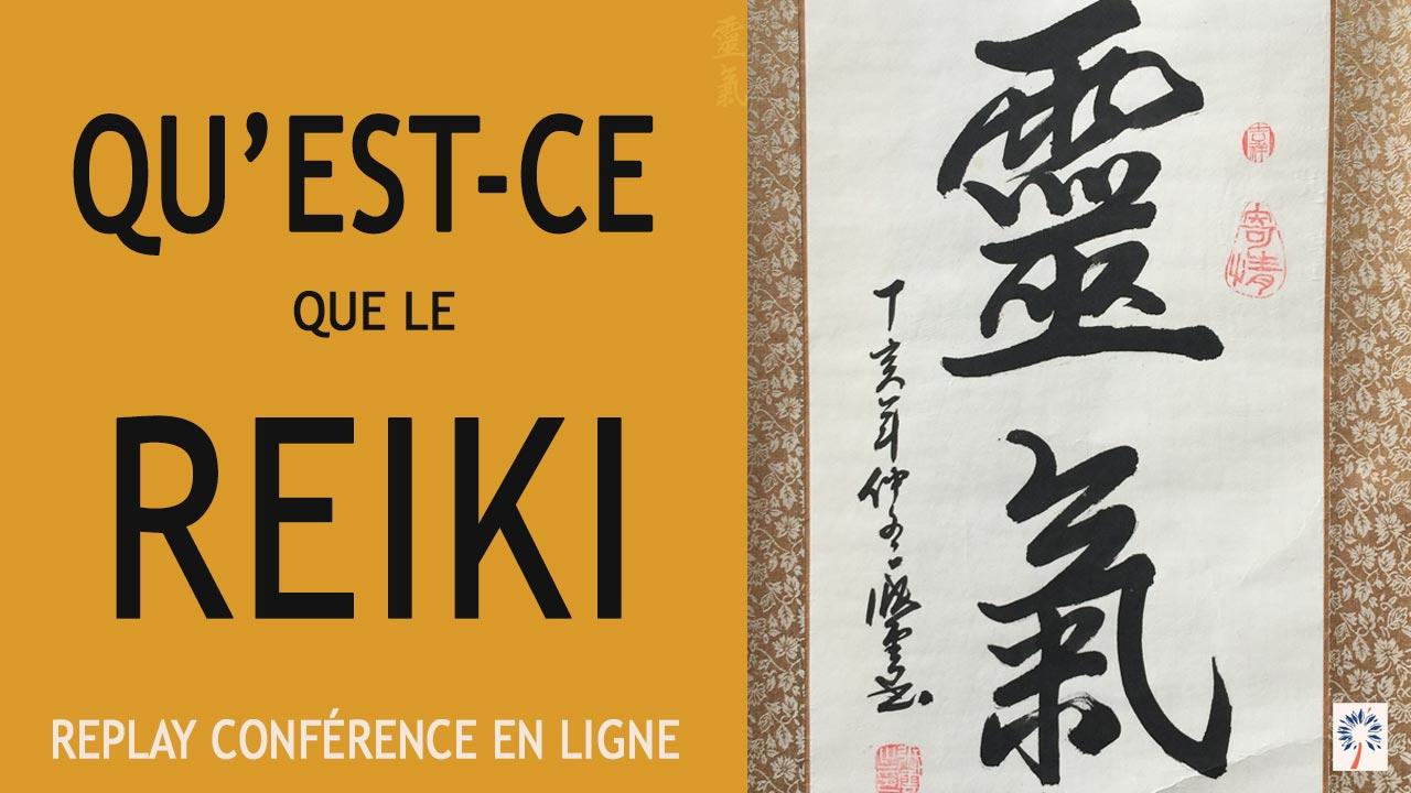 en quoi consiste le Reiki Usui ?