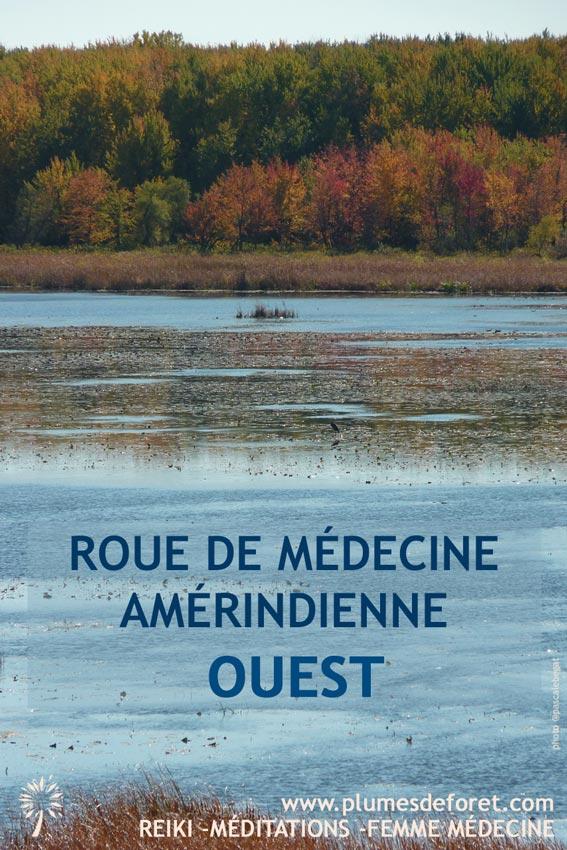 roue de médecine chamanique