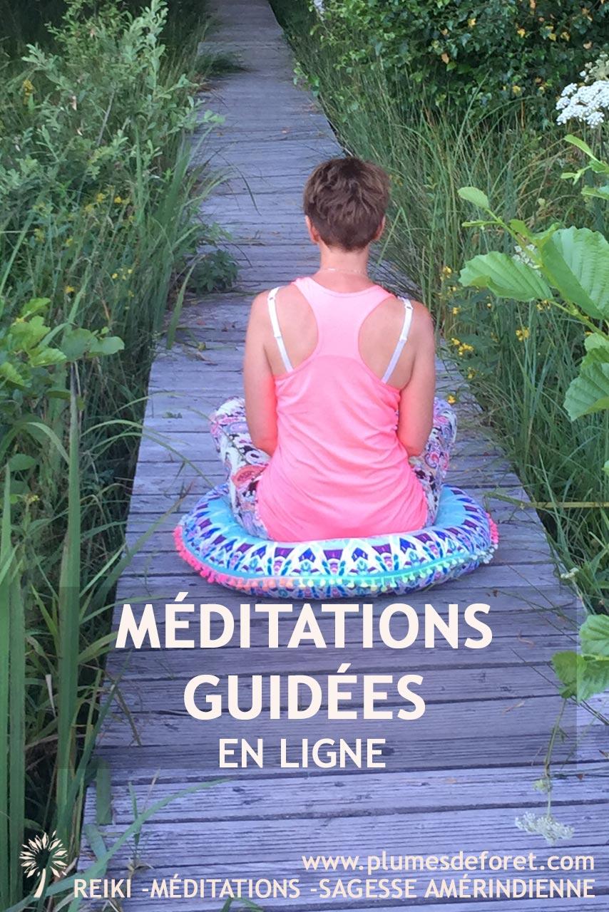 faire meditation en ligne