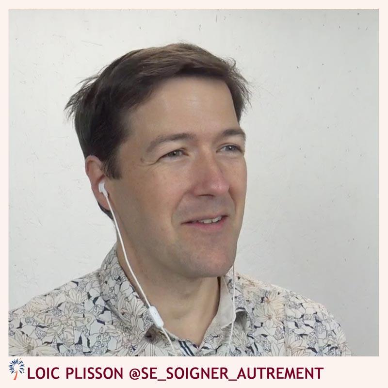 Loic Plisson permatherapeuthe
