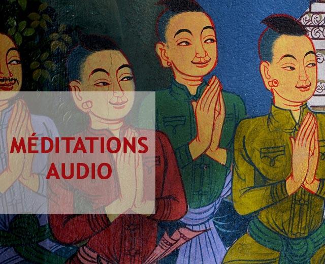 méditations audio