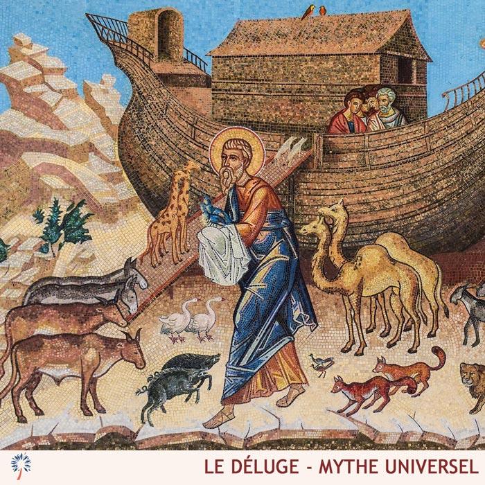 deluge mythe universel