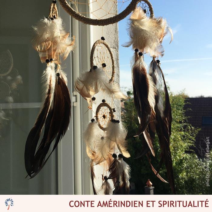 spiritualite conte amerindien