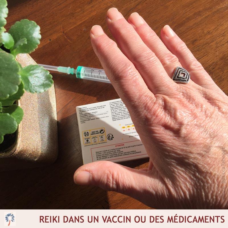 Reiki vaccin