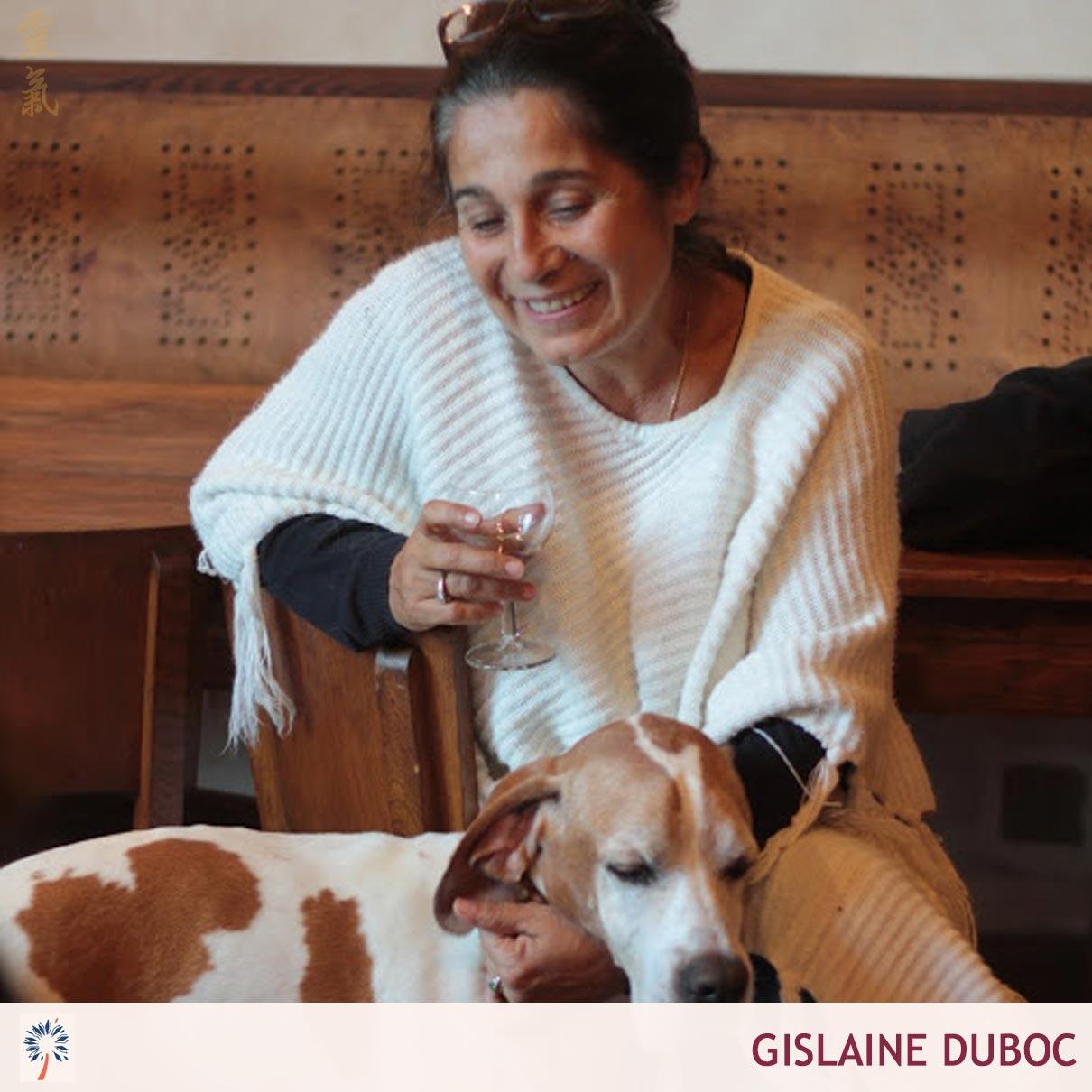 Gislaine Duboc chamane
