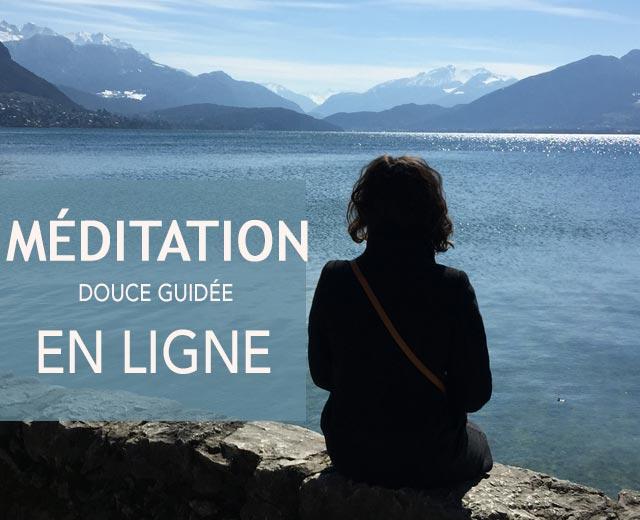 méditation guidée zoom