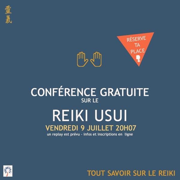 comment apprendre le Reiki ?