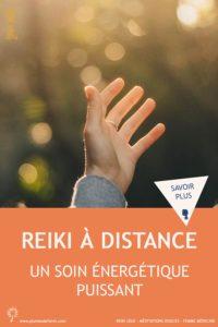 reiki à distance