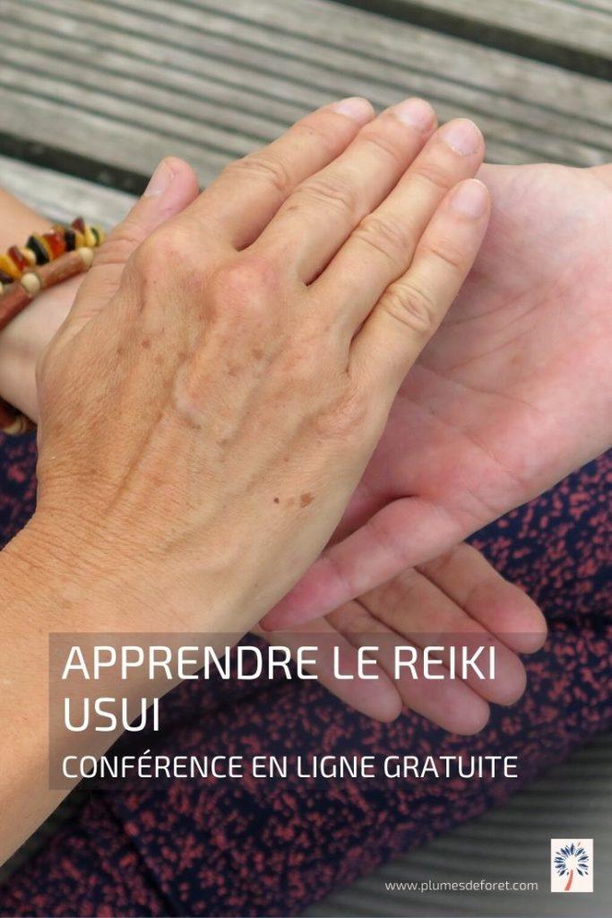 apprendre le Reiki Usui