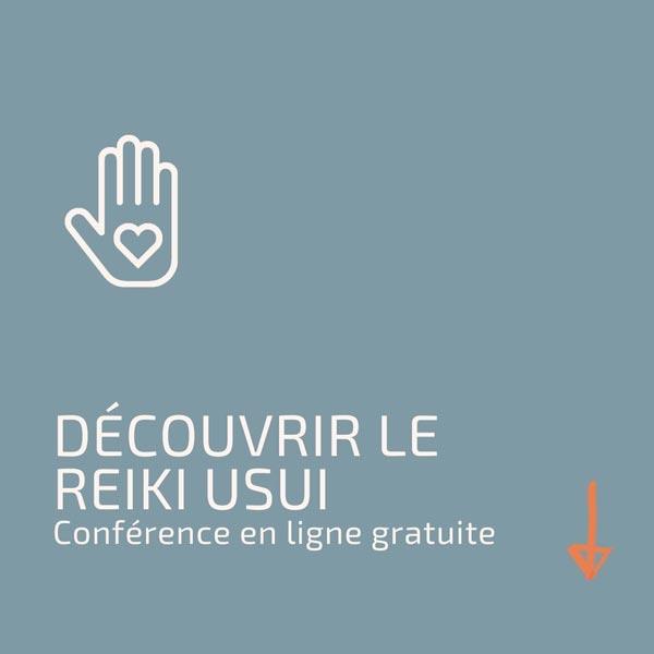 découvrir le Reiki Usui
